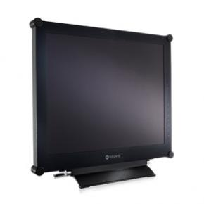 Image for product 'Neovo SX-17P Glas TFT surveillance monitor [17inch 1024x768 3ms 320cd/m2 speakers black]'