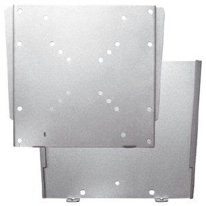 Newstar FPMA-W110 LCD/LED/TFT wandsteun zilver