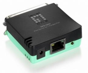 Image for product 'LevelOne FPS-1031 Parallel Print Server'