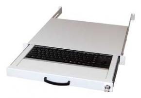 Image for product 'Equip 260410 19 inch Keyb.Drawer lockable, without Keyboard [1U light grey]'