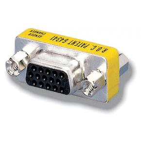 Image for product 'Equip 124321 Gender Changer Mini [15-pin VGA HD, F/F]'