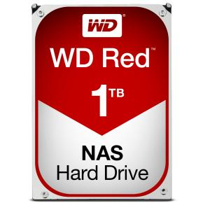 Image for product 'Western Digital WD10EFRX NAS RED HDD [1TB, 3.5 inch, SATA3, 64MB]'