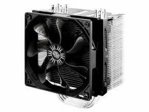 Image for product 'Cooler Master RR-H412-13FK-R1 Hyper 412S CPU koeler [120mm 1300RPM 52.6 cfm 4pin Alu]'