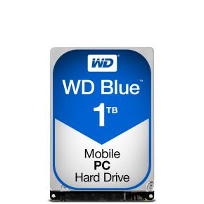 Image for product 'Western Digital WD10JPVX HDD [1TB, 2.5 inch, SATA, 5400RPM]'