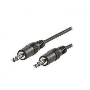 Image for product 'ADJ ADJKOF21094502 AV Cable 3,5 mm/ 3,5 mm M/M2 m - Black'