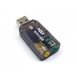 Image for product 'ADJ 130-00003 Adapter USB naar microfoon en'
