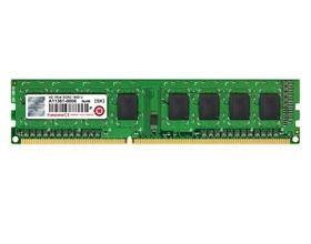 Image for product 'Transcend JM1600KLH-4G 4GB JM DDR3 1600 U-DIMM 1Rx8'