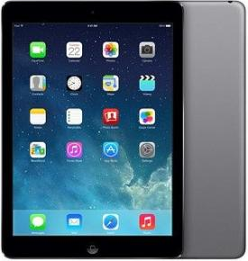 Apple MD791FD/A iPad Air 16GB met WiFi+4G Spacegrijs