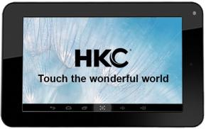 HKC A79 7 inch Capacitive Multi-Touch Tablet