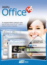 ASI Office V6 ESD [NL Retail  2 business users + unlimited family]