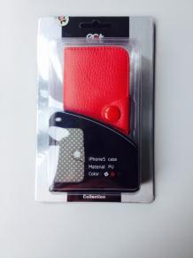 Ecat ECCLTIP502R iPhone5 Case Red