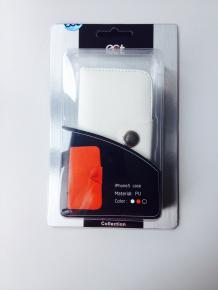 Ecat ECCLTIP502W iPhone5 Case White