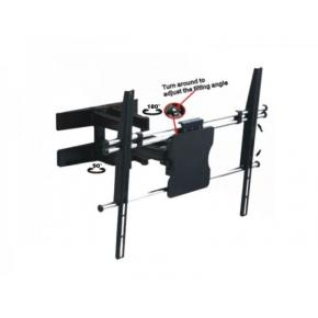 ADJ ATHP850B Wall-mount  monitor [Iron Arm Wall Mount 32 inch  - 55  inch  Max 90 Kg]