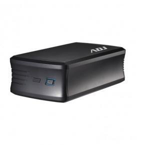 *ADJ 120-00021 AHT03 External HDD casing [2x 3.5 inch, USB3.0, SATA, RAID, Black]