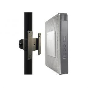 Newstar THINCLIENT-05 thin client holder for monitor arm [Adjustable H/V, Black]