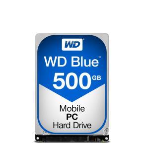 Western Digital WD5000LPCX Blue Mobile hard drive [500GB, 2.5 inch SATA3, 5400 RPM, 16MB, 1.4W]