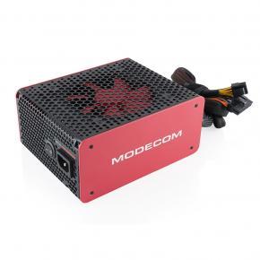Modecom ZAS-MC85-SM-650-ATX-VOLCANO VOLCANO 650 BRONZE POWER SUPPLY [ATX, 650W, APFC 85%, 120mm]