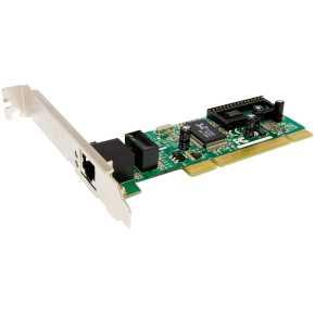 Edimax EN-9235TX-32 Gigabit Ethernet adapter [PCI v2.2, 1000mbps, Full-Duplex, VLAN]