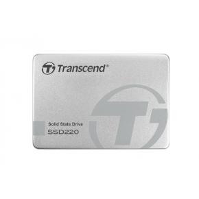 Transcend TS240GSSD220S 220S Industrial SSD [240GB, 2.5 inch, SATA3 TLC, Upto 550/ 450 MB/s, 80000 IOPS]