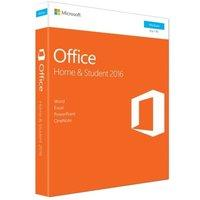 Microsoft 79G-04630 Office Home and Student 2016 [FR, 1yr: Excel, Powerpoint, Word]
