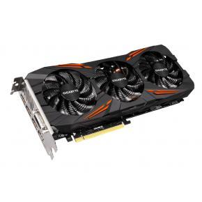 Image for product 'Gigabyte GV-N1070G1 GAMING-8GD Nvidia GTX1070 [PCIe, 8GB GDDR5 256bit, 1622Mhz/ 8008Mhz, 500W]'