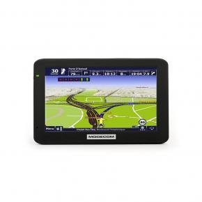 *Modecom NAV-FREEWAYMX4HD-MF-MAP FREEWAY MX4 GPS Navigation [5 inch 480x272, 8GB, SD,/BT/USB2, 1800mAh]