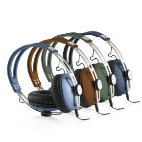 Modecom S-MC-450-ONE-BRO  MC450 Headphone [20- 20 KHz, 116dB, 20Hz-20KHz, MIC, 1.5m, Brown]