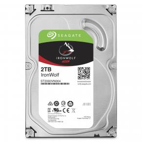 "Product-details van Seagate ST2000VN004 IronWolf NAS HDD [2TB, 3.5"", SATA3 6Gbps, 5900 RPM, 180 MB/s, 5W]"