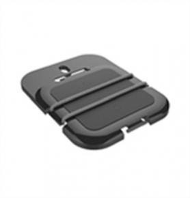 Newstar NS-ATV050 Mediabox wall-mount [3kg, Black, Monitor-mountable, AppleTV compatible]