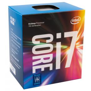 Image for product 'Intel BX80677I77700 Corei7 7700 [LGA1151, 3.6GHz/ 4.2Ghz Core-Core HTT, 8MB, HD630, 65W,14NM, BOX]'