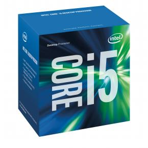 Image for product 'Intel BX80677I57400 Corei5 7400 [LGA1151, 3.0GHz/3.5Ghz Quad-Core, HD630, 65W, 14NM, BOX]'