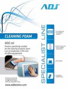 ADJ 100-00026 Cleaning Foam [400ML]