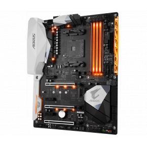 Gigabyte AX370-Gaming 5 [ATX, AMD AM4, X370, USB3.1 Gen2, 4x DDR4 DIMM, U.2 PCIe3x4, WLAN]