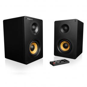 Modecom G-F-HF60-MC-HF60 ECLIPSE 60 Speaker Set [2.0CH, 2x 30W, 55Hz-22kHz, 3.6 inch + 1/4 inch, BT4]