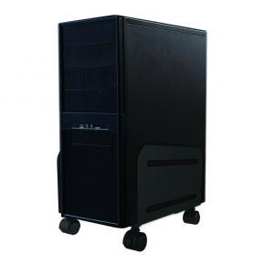Newstar  CPU-M100BLACK PC bureausteun [10kg, 12 - 21 cm, Black]