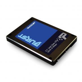 Patriot PBU240GS25SSDR BURST SSD [240GB, 2.5 inch, SATA3, 6Gbps, 555/ 500 MB/s]