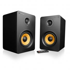 Modecom G-F-HF180-ECLIPSE180 Eclipse 180 2.0CH Bluetooth Speaker Set (Optic/RCA,BT4, 2x 90W, 22 KHz]