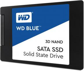 """Image for product 'Western Digital WDS500G2B0A BLUE SSD [500GB, 2.5"""", SATA3, 3D, 560/ 530 MB/s, 95000 / 84000 IOPS'"""