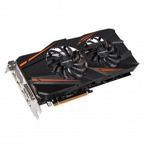 Image for product 'Gigabyte GV-N1070WF2-8GD Nvidia GeForce® GTX 1070 (Rev. 2.0) [8GB GDDR5 256-bit, 1506 MH, SLI, 500W]'