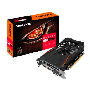 Image for product 'Gigabyte GV-RX560OC-2GD AMD RX560 OC Version [PCIe3.0, 2GB GDDR5 128-bit 7000Mhz, 1199 MHz, 400W]'