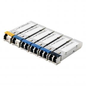 Image for product 'Edimax MG-1000AMA V2 sfp module 1000base-sx multi-mode 850nm 550m lc [IEEE 802.3z, Full-Duplex, MSA]'