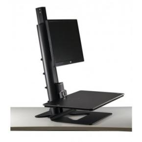 Image for product 'Filex 809120 Devon Zit-Sta Werkstation voor 1 monitor [Zwart]'