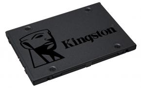 Image for product 'Kingston SA400S37/240G A400 SSD [2.5inch, 240 GB, SATA3, 500MB/s, 350MB/s, 0.279W, Black]'