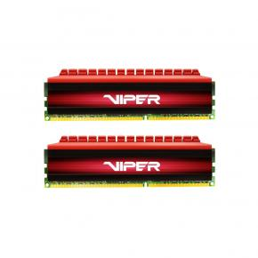 Image for product 'Patriot PV48G320C6K Viper 4 Series DDR4 DIMM kit [8GB (2 x 4GB), 3200MHz, 15-15-15-36]'