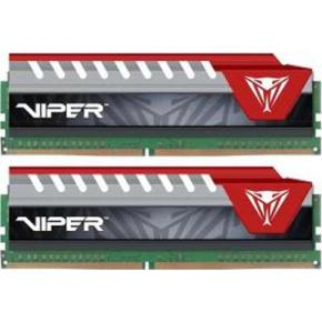 Image for product 'Patriot PVE416G240C5KRD Viper Elite [Series, DDR4 16GB (2 x 8GB) 2400MHz Kit DDR4 16GB 2400Mhz]'