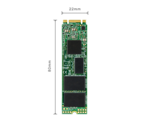 Image for product 'Transcend TS480GMTS820M.2 SSD [240GB, M.2 2280 SSD, SATA3, TLC]'