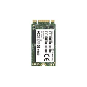 Image for product 'Transcend TS256GMTS400S MTS400 SSD [256GB, M.2 2242, SATA3, MLC, 500/ 450 MB/s, 70000 IOPS]'