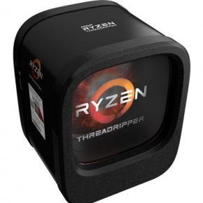 Image for product 'AMD YD190XA8AEWOF RYZEN THREADRIPPER 1900X Box [AMD TR4, 3.8Ghz/ 4Ghz 8-Core HT, 180W, DDR4, No Fan]'