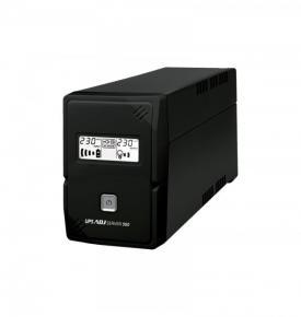 Image for product 'ADJ 650-00900 UPS Server Series [900VA, LCD Display, Pure Sinewave, Black]'