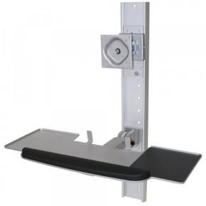 Image for product 'Filex 81000 Filex Flex - wing/crossbar incl handle. Max. 27inch monitor. [Zwart]'